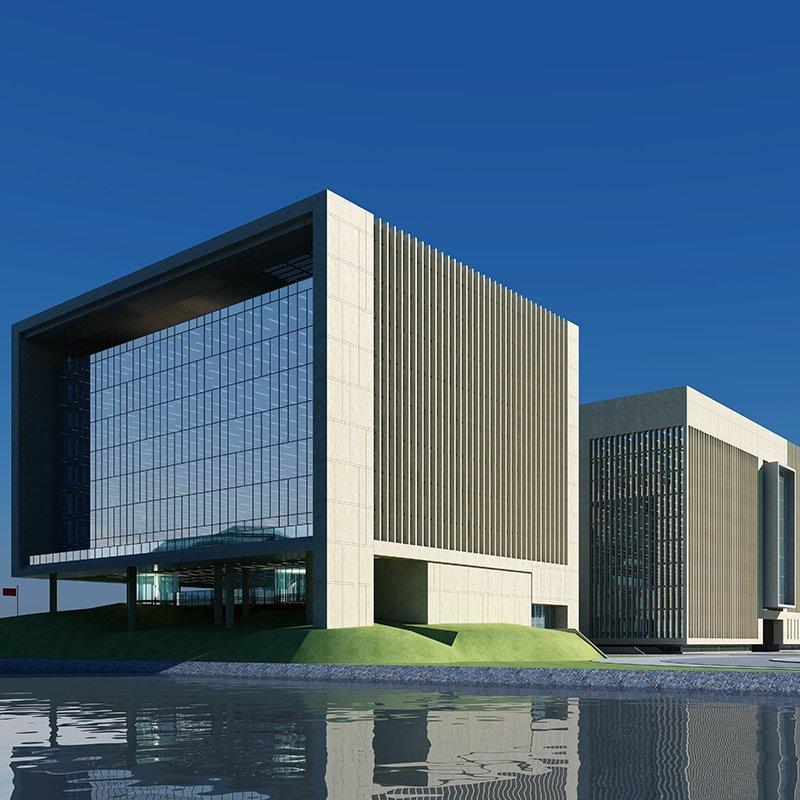 Edificio de la sede