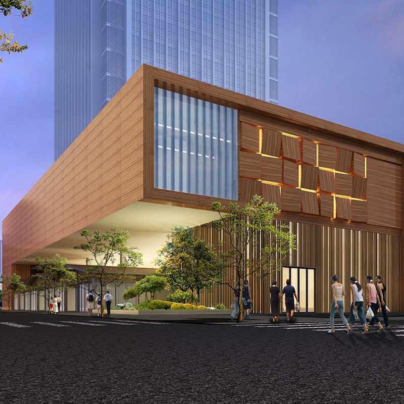 Centro de ventas inmobiliarias