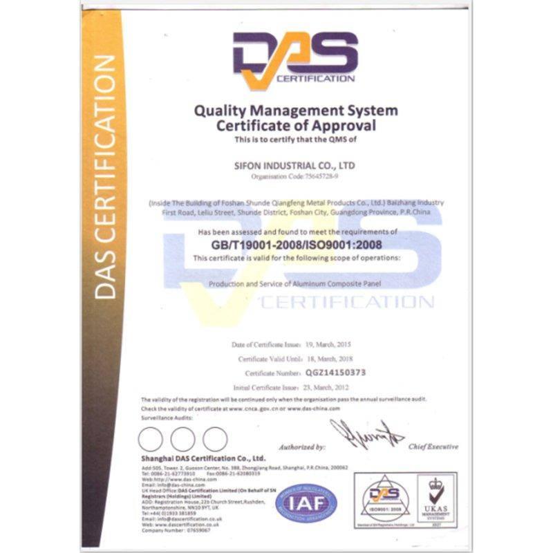DAS ISO 9001 2008 english