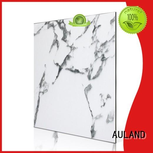 popular a2 aluminium composite panel for school AULAND
