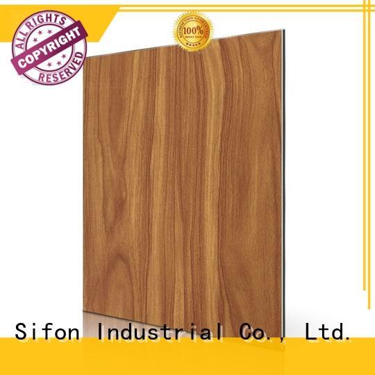 popular aluminium composite panel brands manufacturer environmental protection