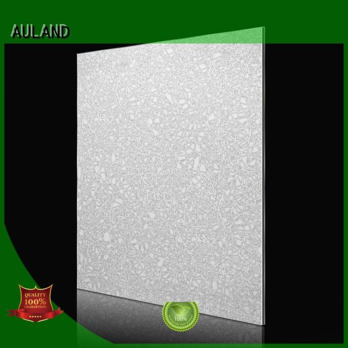 AULAND Brand grey style acm composite panel manufacture