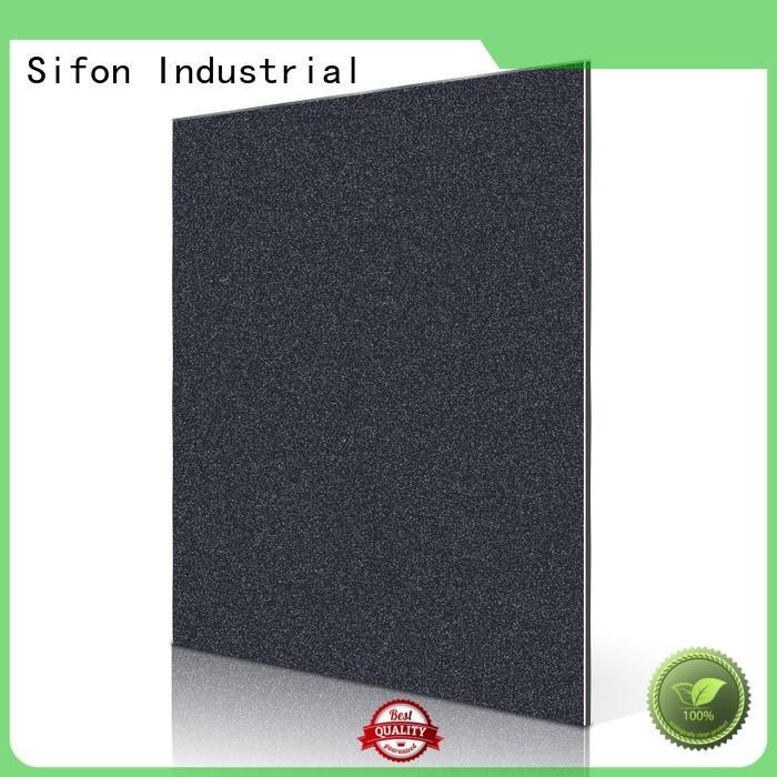 silver acp aluminium composite panel price in bangladesh price AULAND company