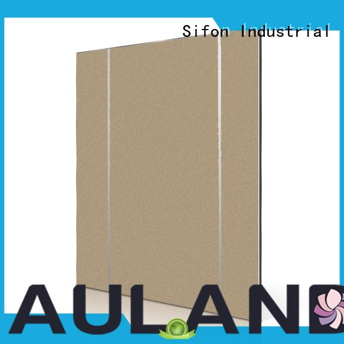 AULAND sf2829abp what is acp panel Customizable Electrical application for hard-dry concrete