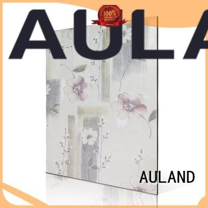 aluminum composite panel fire rating black burl AULAND Brand company