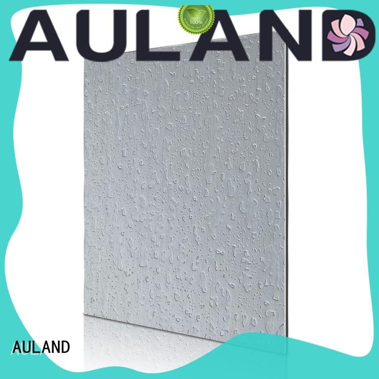 AULAND nuts acm aluminum composite material for school