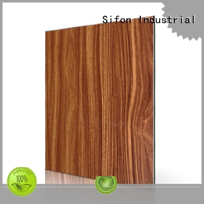 AULAND wholesale products acm panel system 3D Wall Stickers Marble Brick Waterproof for hotels