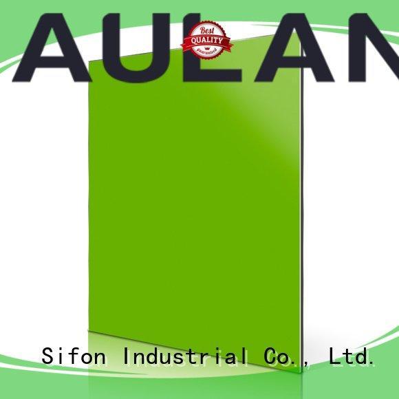 apricot panels price green Sifon aluminium composite panel fixing