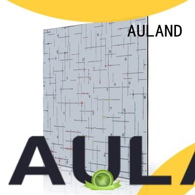 AULAND big luminum composite panel manufacturers buy wholesale online for tower