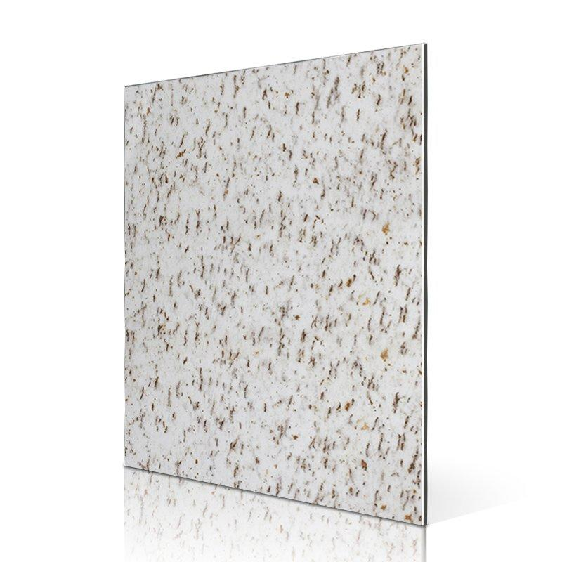 SF403-SCFE Cladding FEVE Camelia White aluminium composite panel
