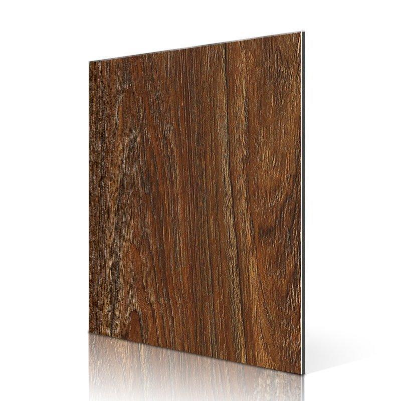 SF525-WSTU Texture Matt 3D Teak acm panel suppliers