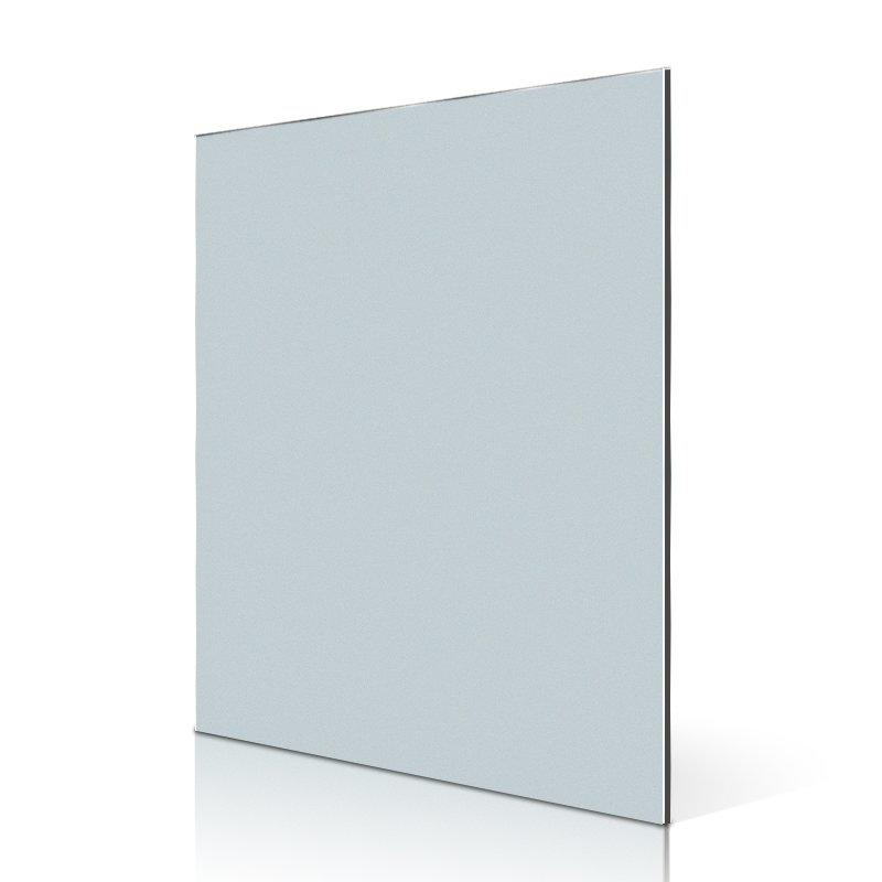 AL02-R Silver Grey acm panel de metal