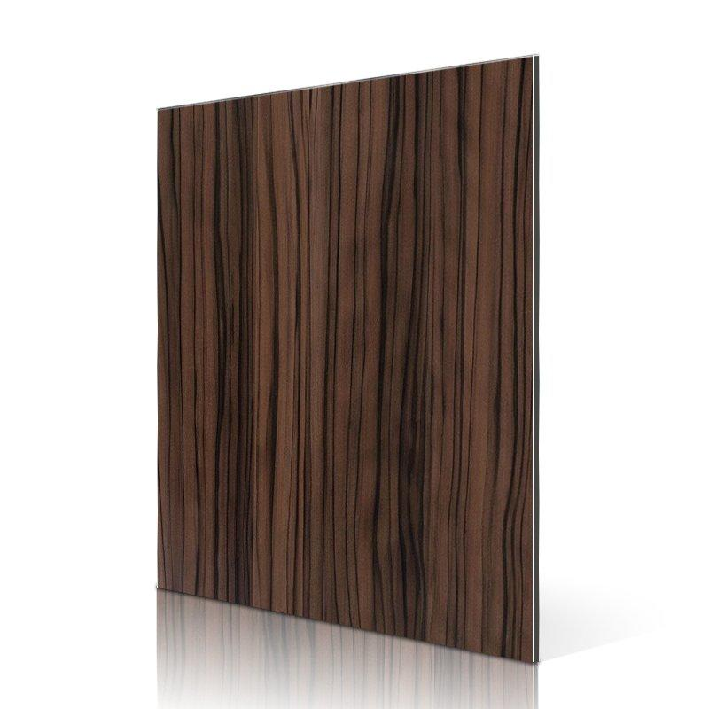 RC206-W Black Cherry acp sheet price