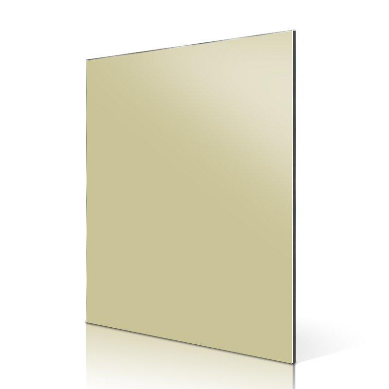 AL91-R High Light Apricot aluminum composite panel price
