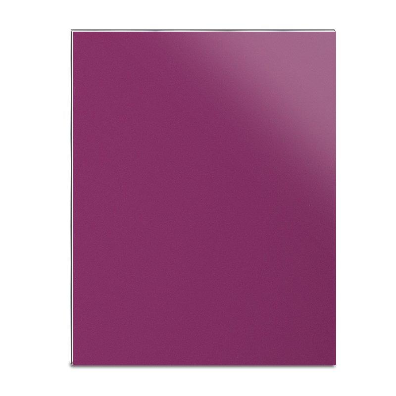 AL213-R High Light Purple Pink aluminium composite sheet