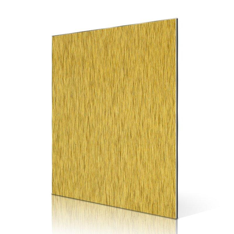 AL09-B Brush Gold acp panel price