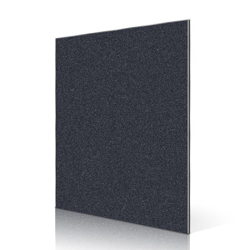 SF703-BP Bright Pearl Black aluminium composite sheet price
