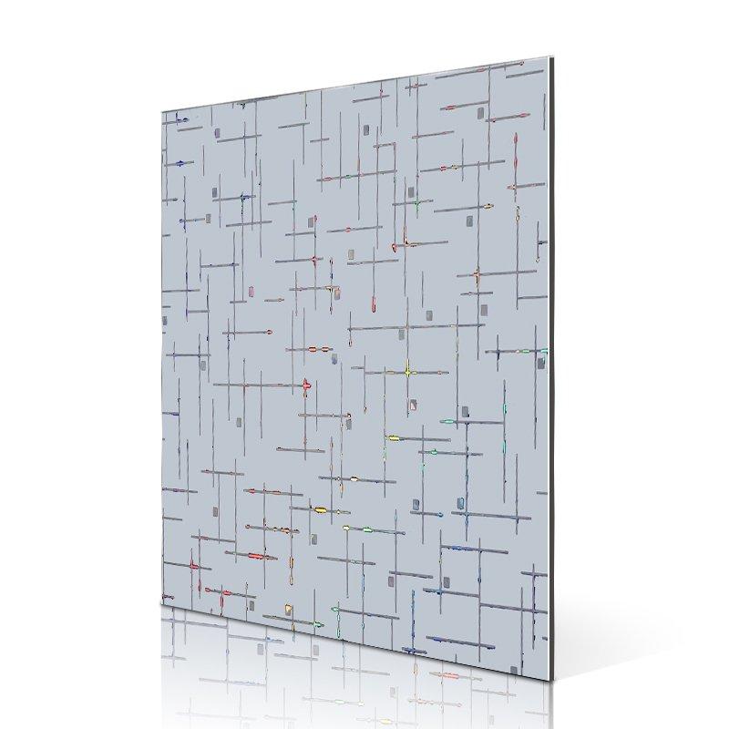 Sifon SF3403-AL Laser Cross Lines composite panel manufacturers Laser ACP image1
