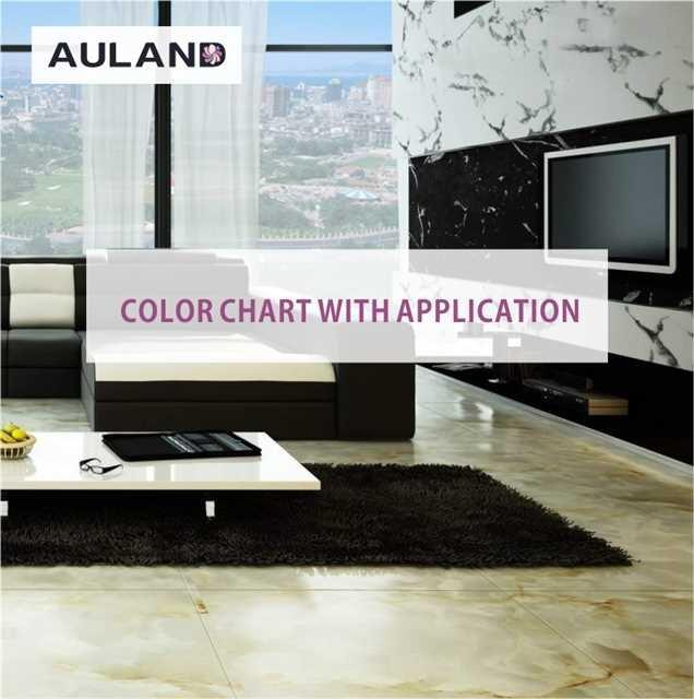 Color Chart with Application