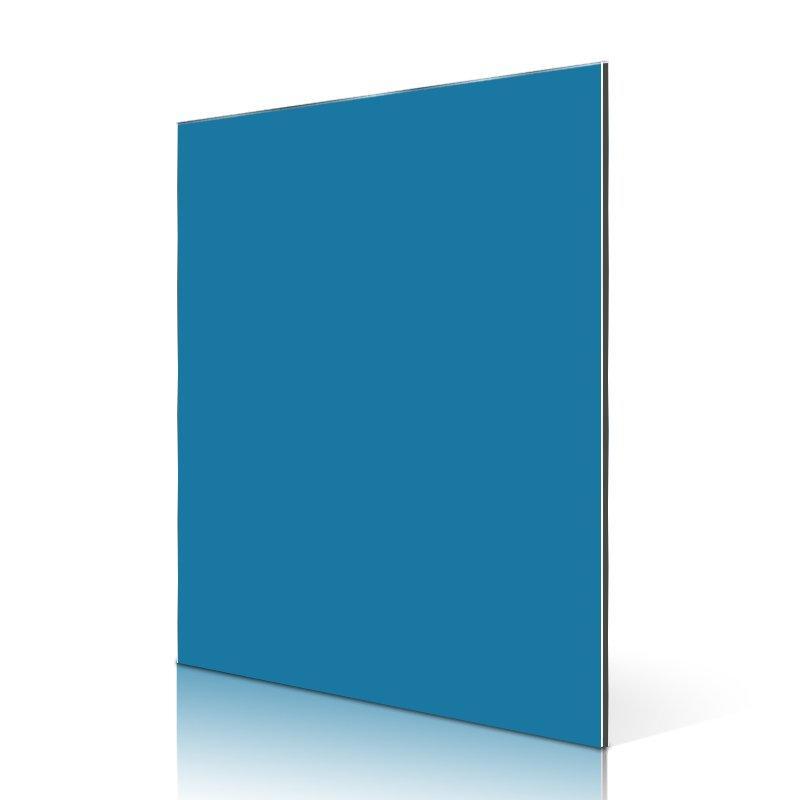AL28-R Telecom Blue acp panel sign board material