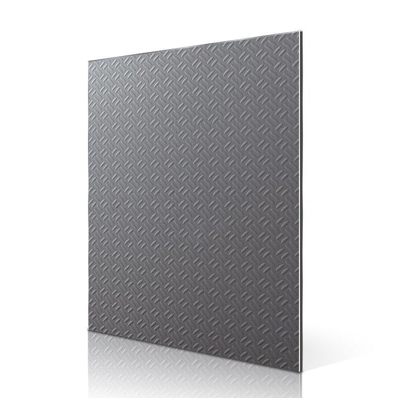 ED06-S Silvery Double Nuts aluminium composite design
