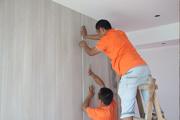 Auland Interior aluminium composite panel products installation