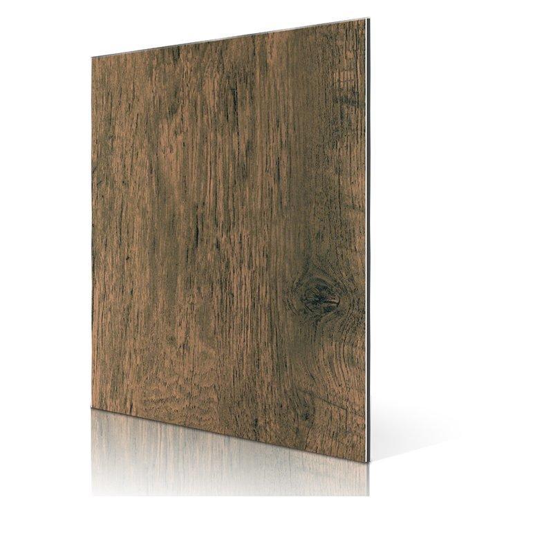 SF556-W4DTuS 4D Texture Matte Imitation Ancient Pine aluminum composite panel design