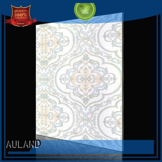 european wall shape AULAND Brand acm composite panel supplier