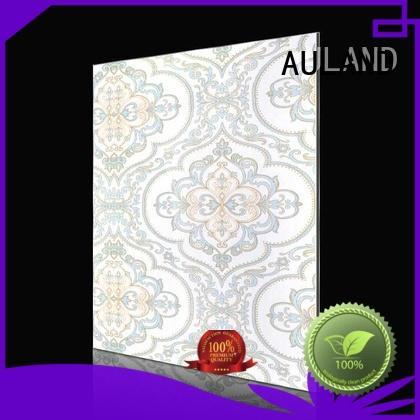 AULAND popular aluminium composite panel dealers in mumbai cladding for water conservancy