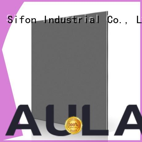 champagne composite building AULAND Brand acp panels india supplier
