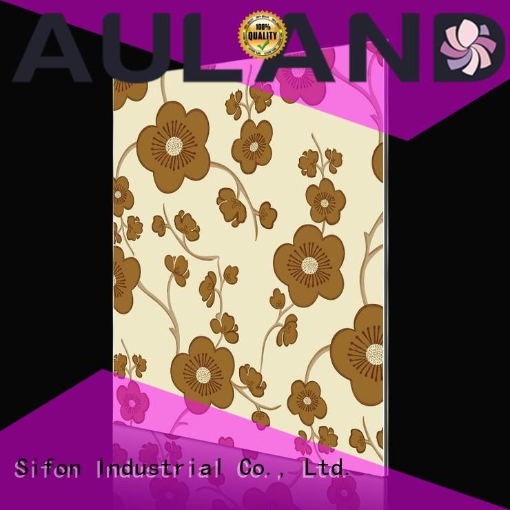 Wholesale composite aluminium composite panel indonesia panel AULAND Brand