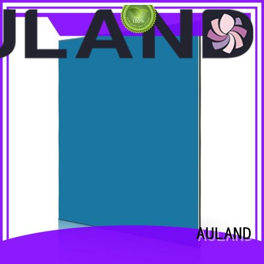 AULAND al28r acp panel sign board material on sale for construction site