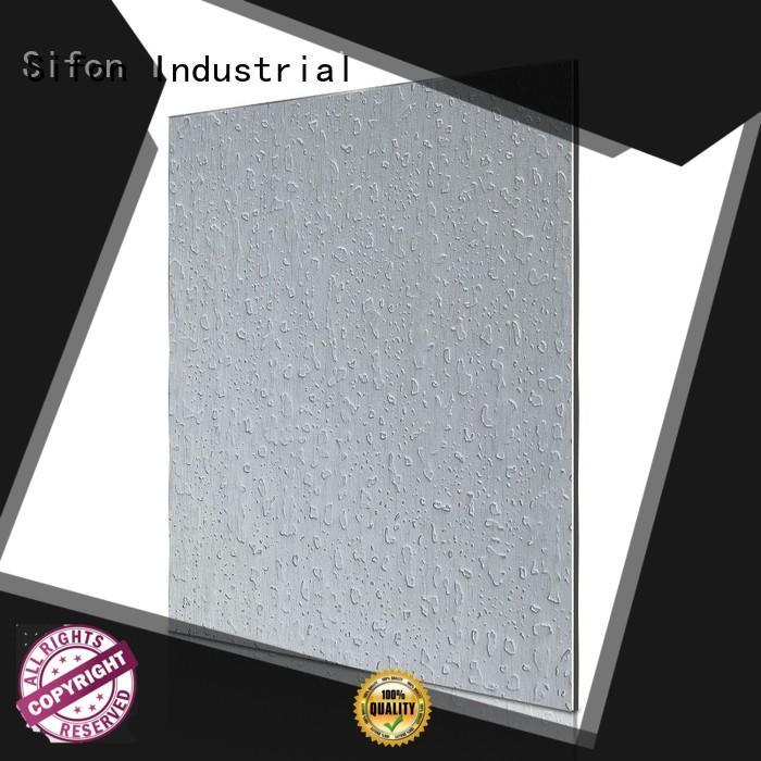 ed06s acp aluminum composite panel for work
