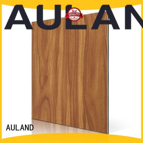 AULAND composites aluminum composite panel toronto supplier environmental protection