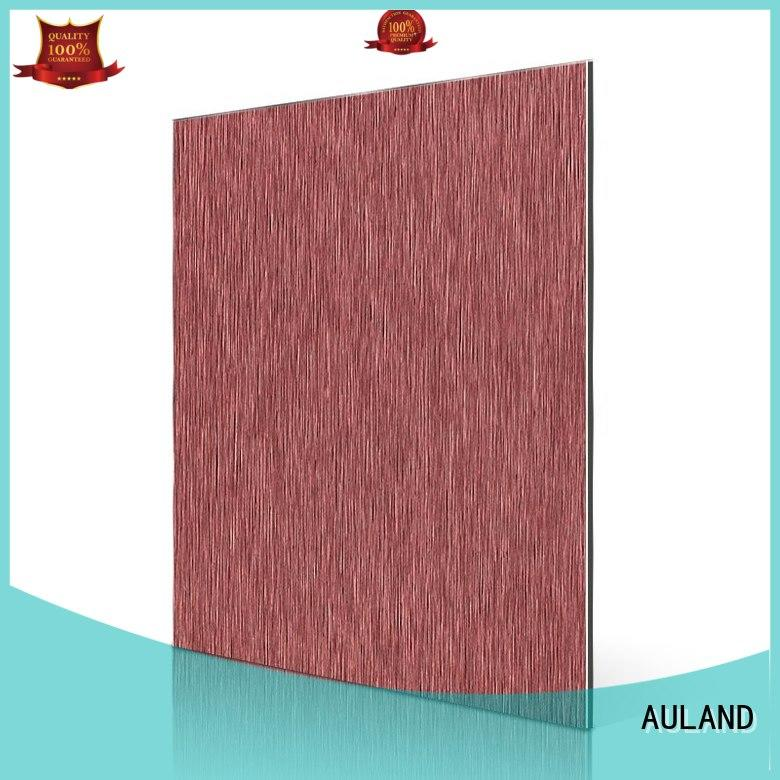 aluminium composite panel singapore panel acm panel price nz AULAND Brand