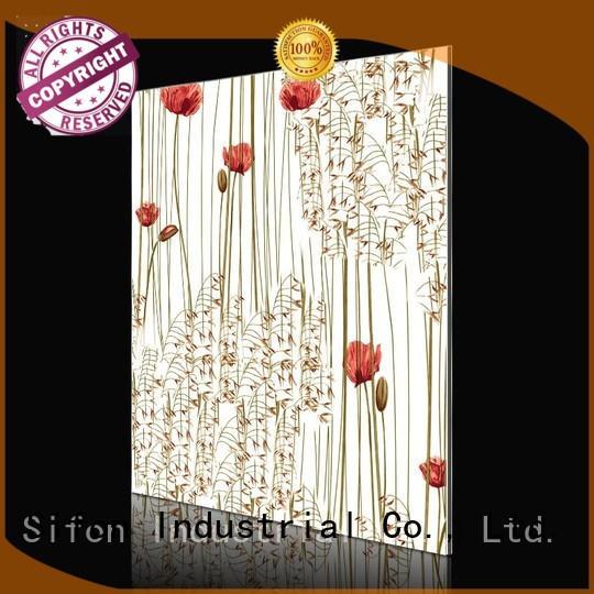 aluminium composite panel indonesia poppy aluminium composite sheet price AULAND Brand