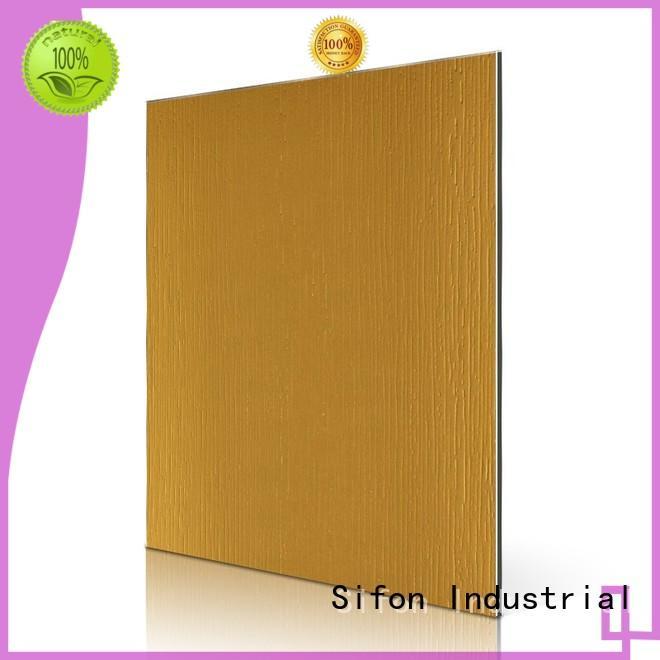 Wholesale stars acp aluminium composite panel AULAND Brand