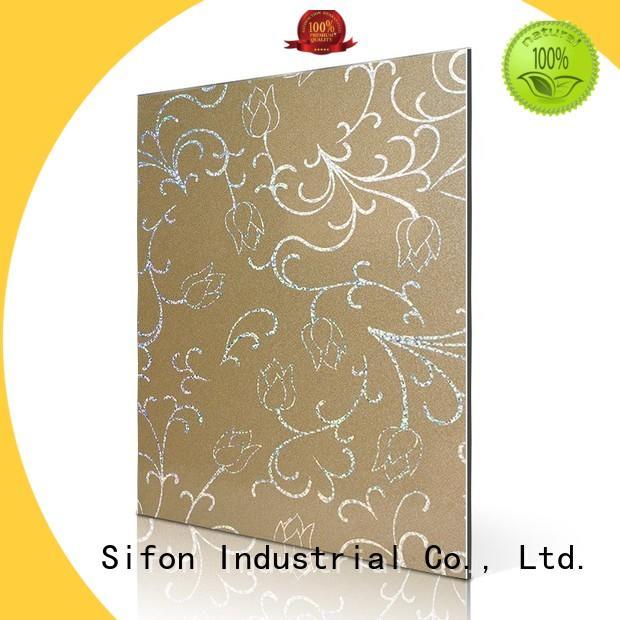 AULAND panel aluminum composite panel price online wholesale market for construction site