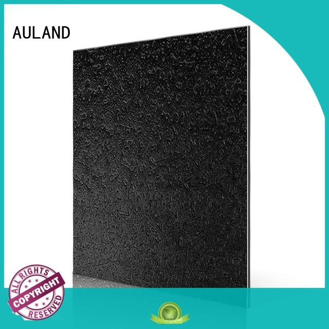 AULAND brushed acp panel interior design good quality for daily life
