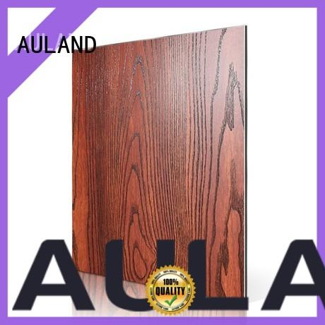AULAND for 3D Printer DIY Heated Bed aluminium composite sheet supplier in a good quality for industrial buildings