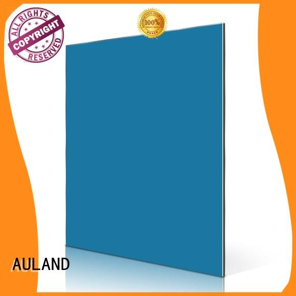 AULAND popular acp panel colours promotion for buildings