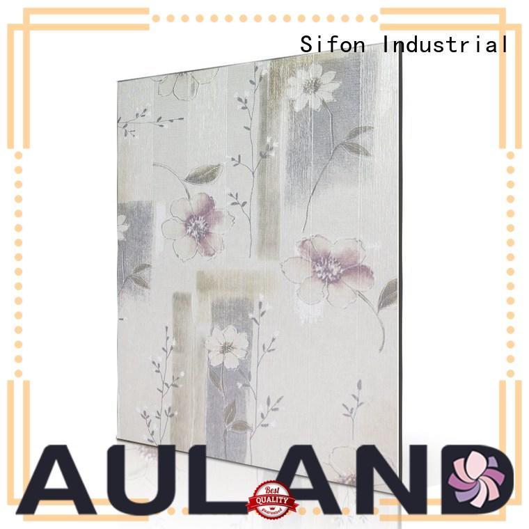 panels animal interior aluminium composite material AULAND Brand