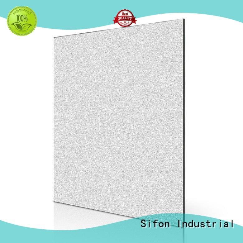 Wholesale silver acp panels india AULAND Brand