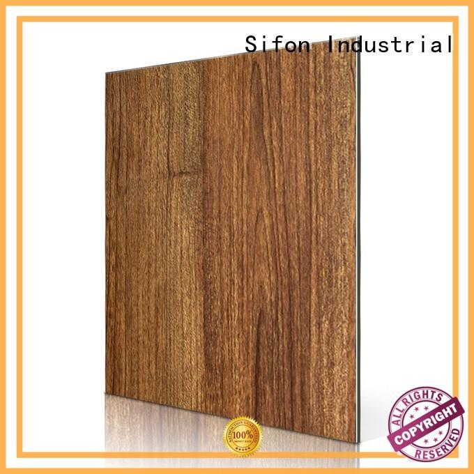 AULAND wholesale products composite panel manufacturers 3D Wall Stickers Marble Brick Waterproof for hotels
