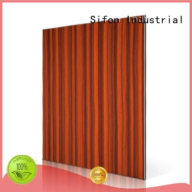 Quality AULAND Brand aluminium composite panel china composite
