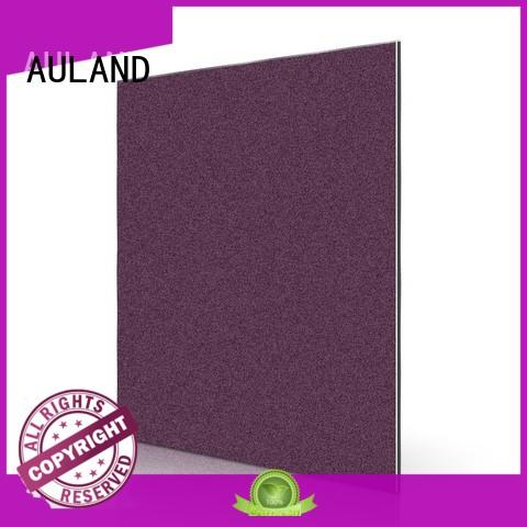 AULAND composite acm panel suppliers nz Customizable Electrical application for hard-dry concrete