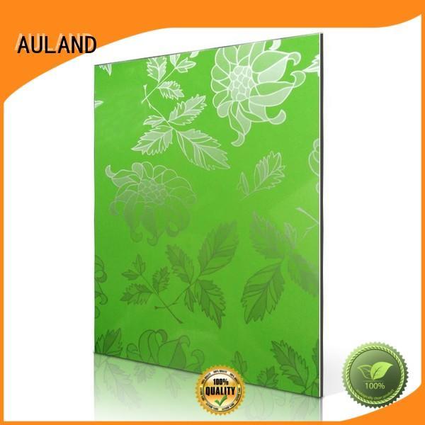 tree aluminium composite sheet price sheet AULAND
