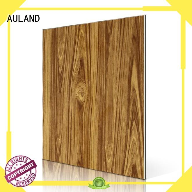 AULAND for 3D Printer DIY Heated Bed aluminium composite panel kitchen cabinets 3D Wall Stickers Marble Brick Waterproof for construction site