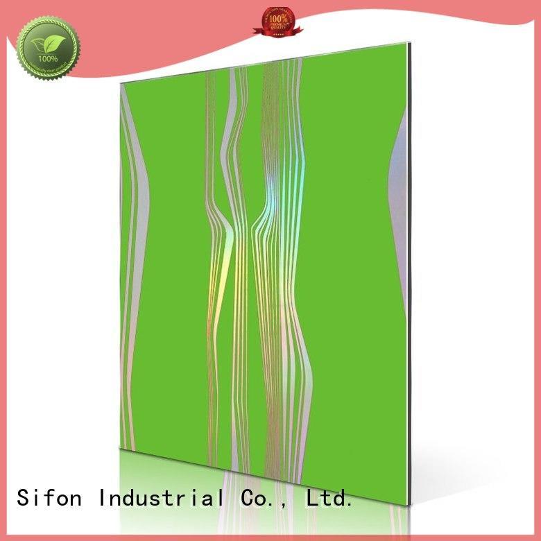 composite square aluminium composite sheet AULAND Brand