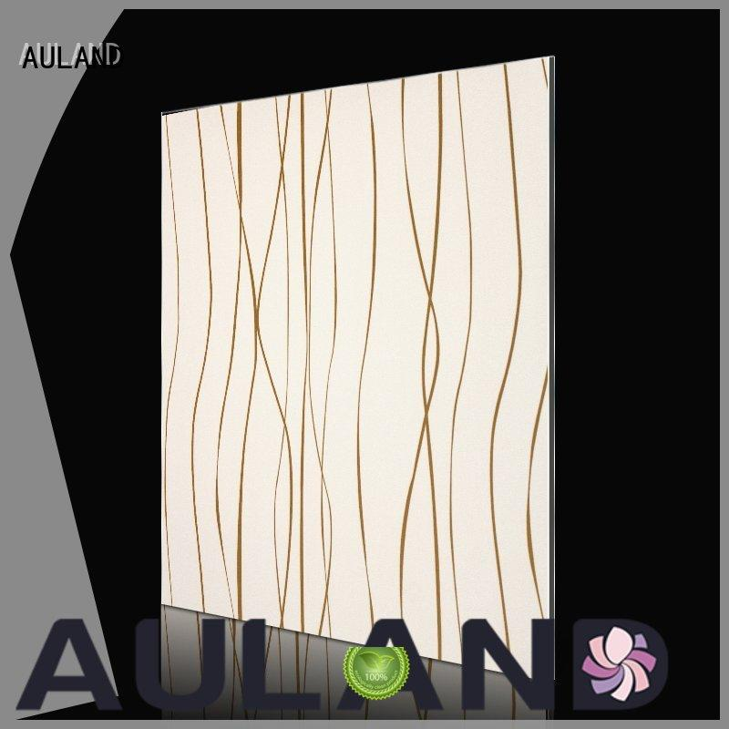 golden acm panel suppliers manufacturer for water conservancy AULAND